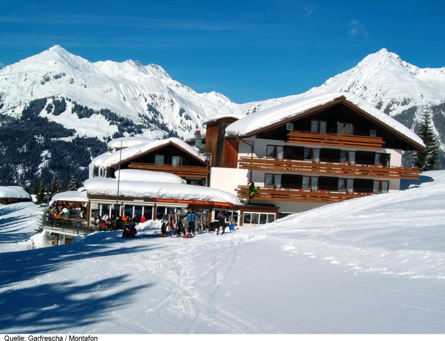 Hotel Silvretta **** St. Gallenkirch - Urlaub im Montafon
