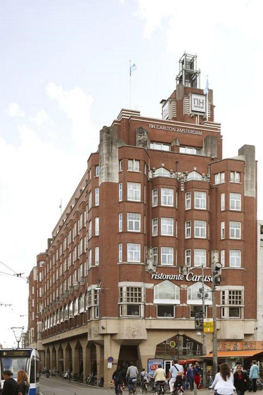 Hotel Nh Collection Amsterdam Flower Market Vtours