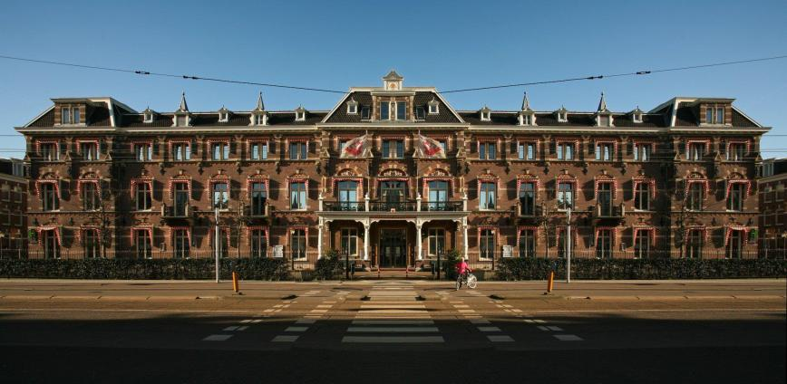 4 Sterne Hotel: Hampshire Hotel - The Manor Amsterdam - Amsterdam, Nordholland