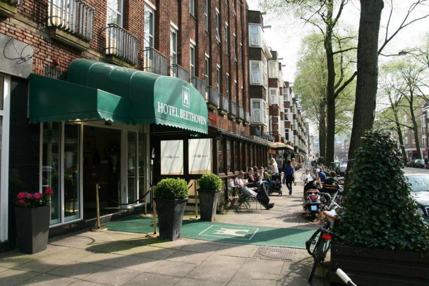 3 Sterne Hotel: Hampshire Hotel Beethoven - Amsterdam, Nordholland