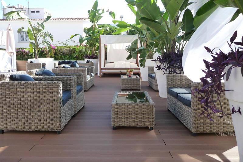 4 Sterne Hotel: Ibersol Antemare - Adults Only - Sitges, Costa Dorada (Katalonien)