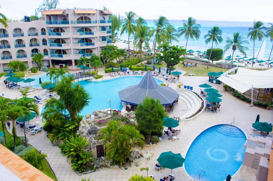 Hotel Accra Beach Resort Rockley Christ Church Vtours