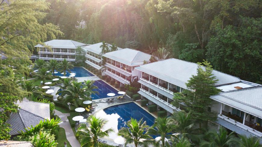 Khao Lak Beachfront Resort - Adults Only, Aussenaufnahme