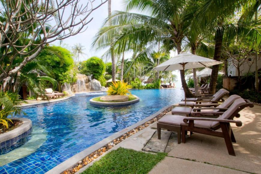 Muang Samui Spa Resort, Pool