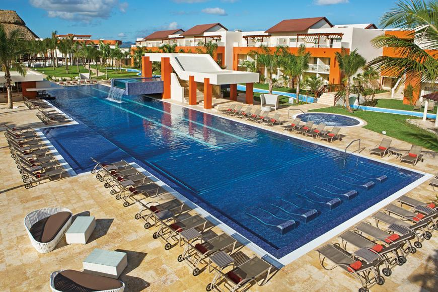 5 Sterne Hotel: Breathless Punta Cana Resort & Spa- Adult Only - Uvero Alto, Osten (Punta Cana)