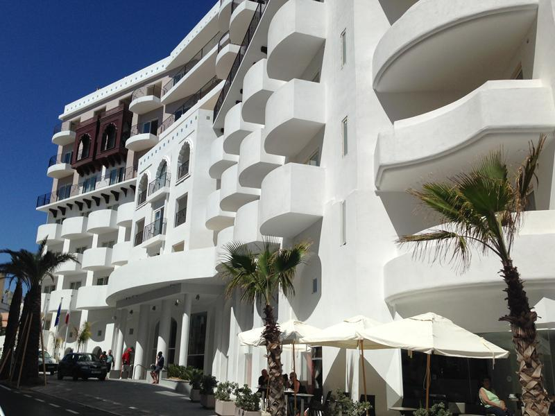 Db San Antonio Hotel Spa Qawra Vtours