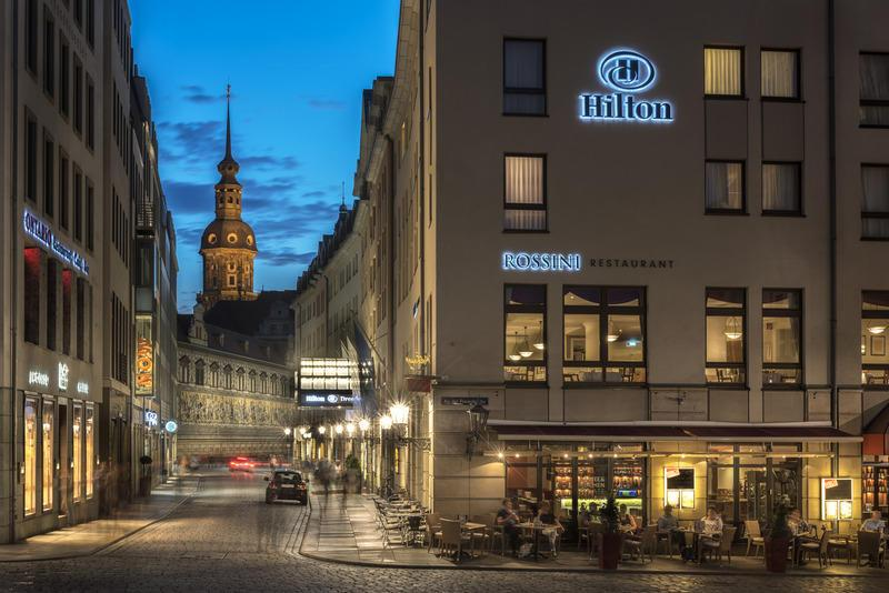 Hotel Hilton Dresden 4 Sterne Vtours