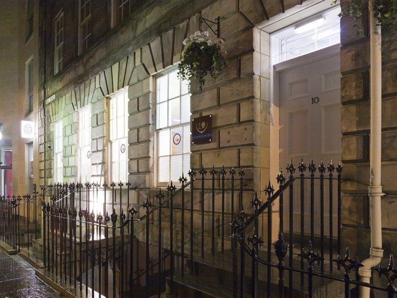 3 Sterne Hotel: Ten Hill Place Hotel - Edinburgh, Schottland