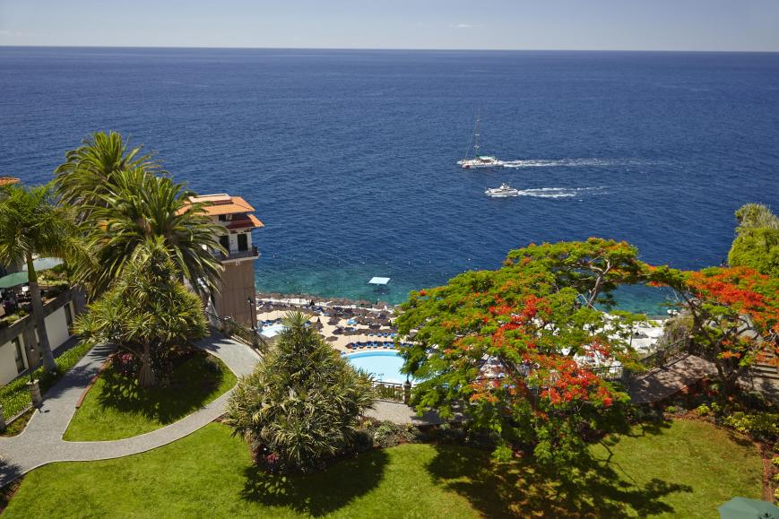 5 Sterne Hotel: The Cliff Bay - Funchal, Madeira