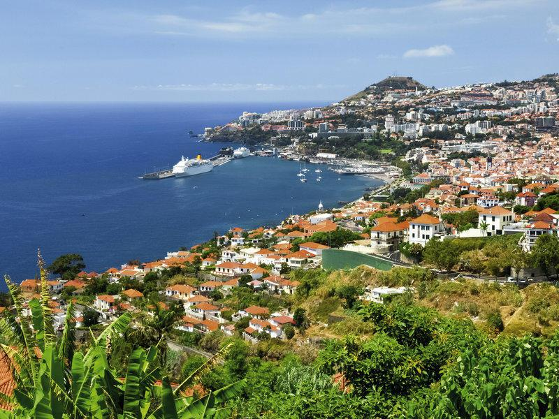 4 Sterne Hotel: Allegro Madeira - Funchal, Madeira