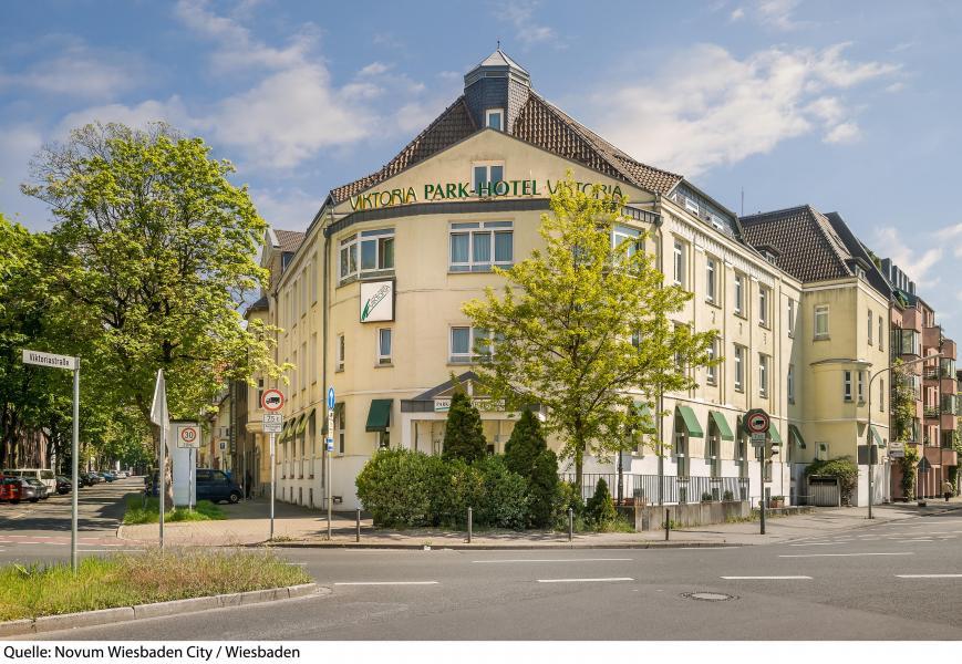 Novum Hotel Wiesbaden City Vtours