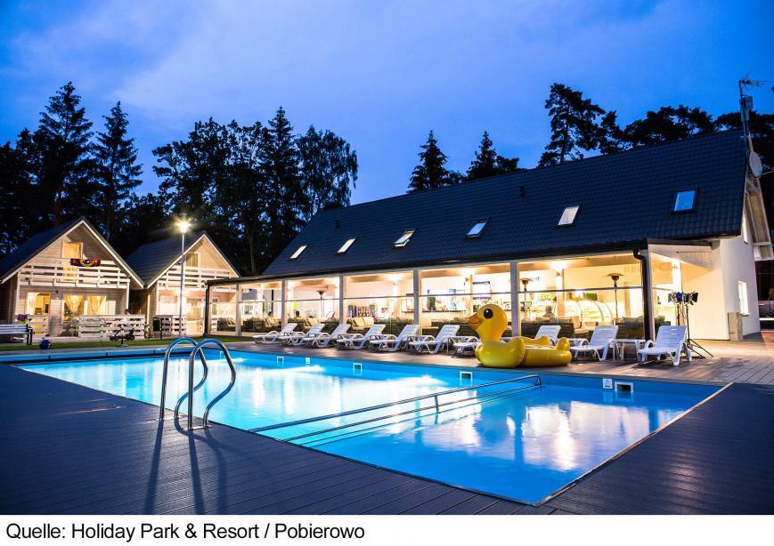 Hotel Holiday Park Resort Pobierowo Vtours