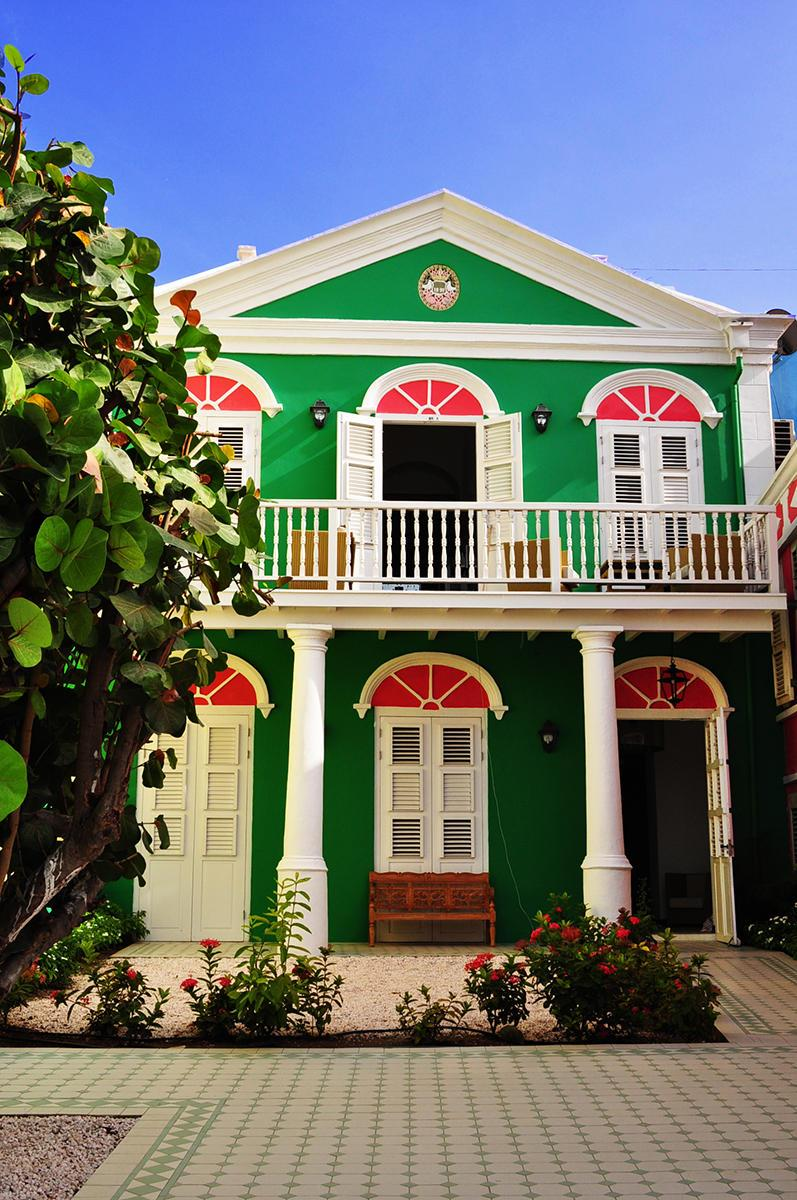 3 Sterne Hotel: Scuba Lodge Boutique Hotel & Ocean Suites - Willemstad, Curacao