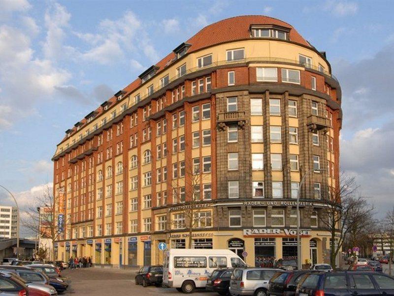 Hotel Ao Hauptbahnhof Hamburg Vtours