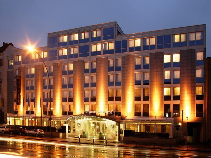 Hotel Nh Hamburg Mitte 4 Sterne Vtours