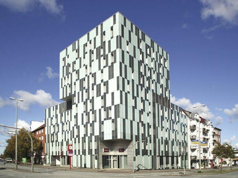 Mercure Hotel Hamburg Mitte Vtours