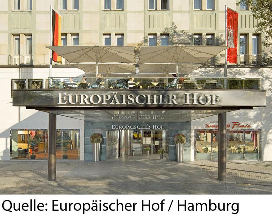 Hotel Europaischer Hof 4 Sterne Hamburg Vtours