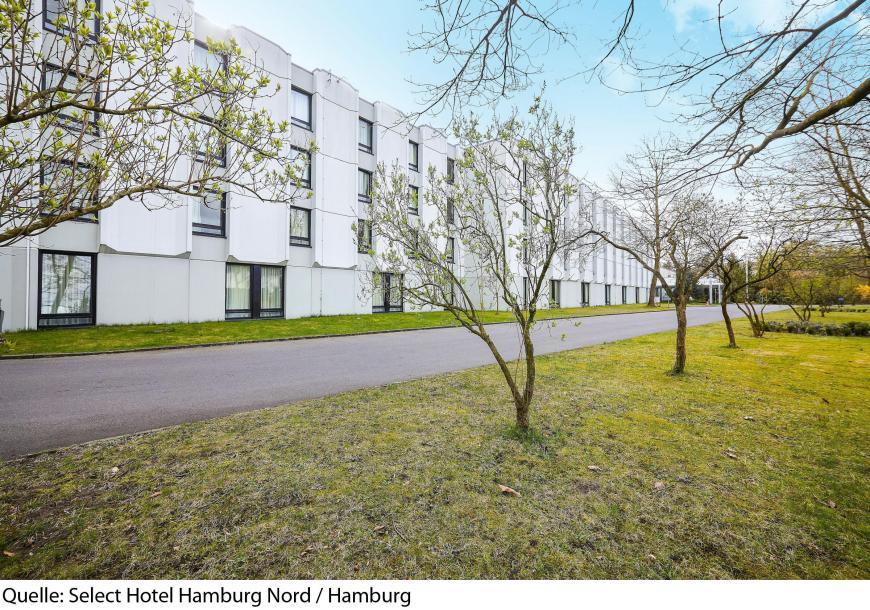 Select Hotel Hamburg Nord Vtours