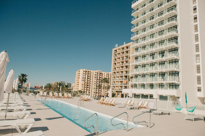 4 Sterne Hotel: Alay (ex. Ibersol) - Adults Only - Benalmadena, Costa del Sol (Andalusien)