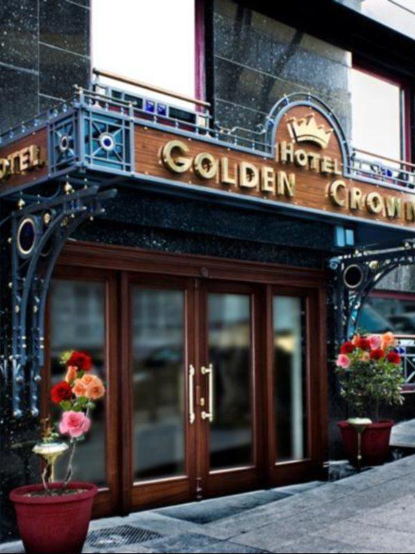 3 Sterne Hotel: Golden Crown - Istanbul, Grossraum Istanbul