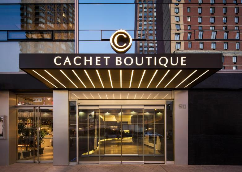 4 Sterne Hotel: Cachet Boutique Hotel NYC - New York, New York