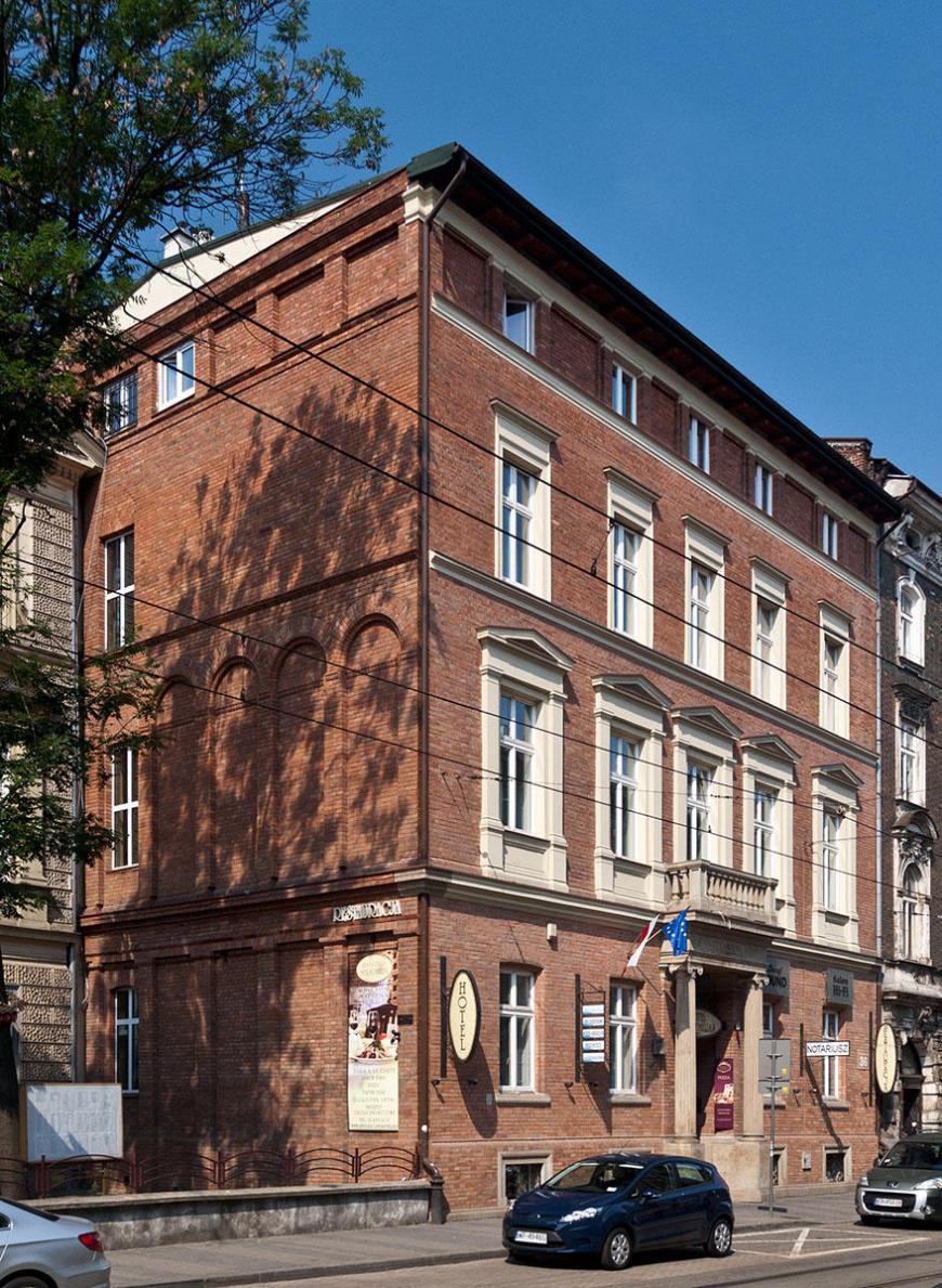 Hotel Maksymilian 3 Sterne Krakau Vtours
