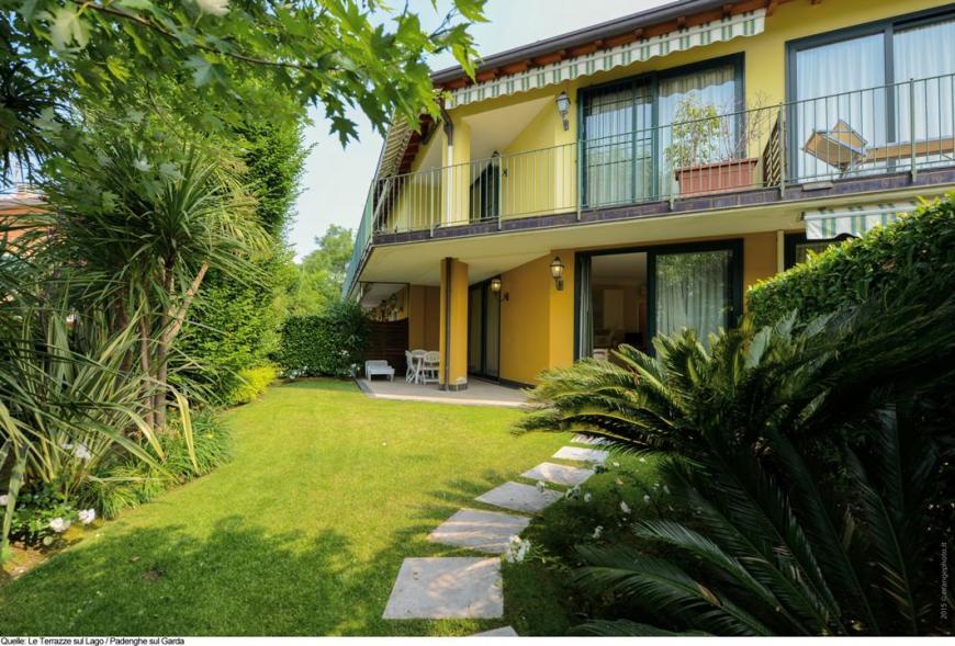 Hotel Le Terrazze sul lago Residence - Padenghe | vtours