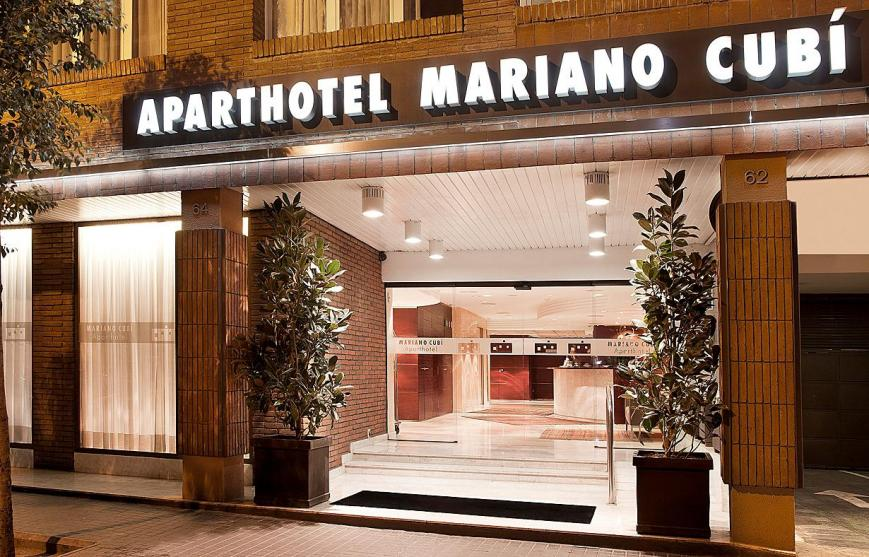 Hotel Mariano Cubi 4 Sterne Barcelona Vtours