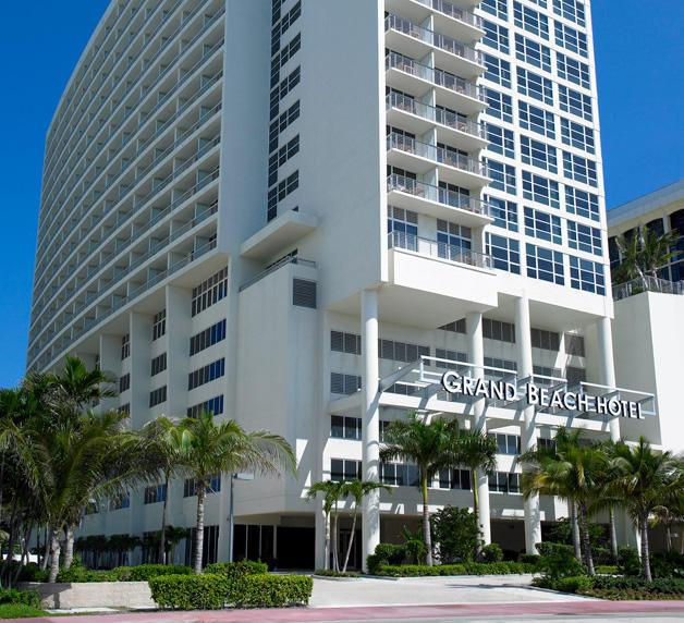 4 Sterne Hotel: Grand Beach Hotel Surfside - Miami Beach, Florida