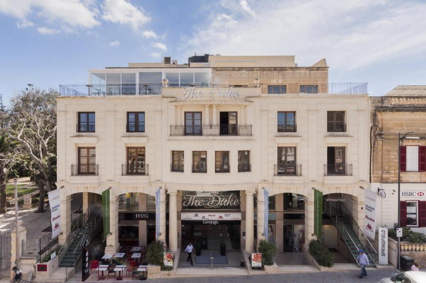 3 Sterne Hotel: The Duke Boutique Hotel - Gozo, Gozo