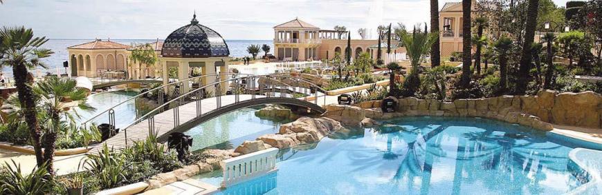 Hotel Monte Carlo Bay 4 Sterne Monaco Vtours
