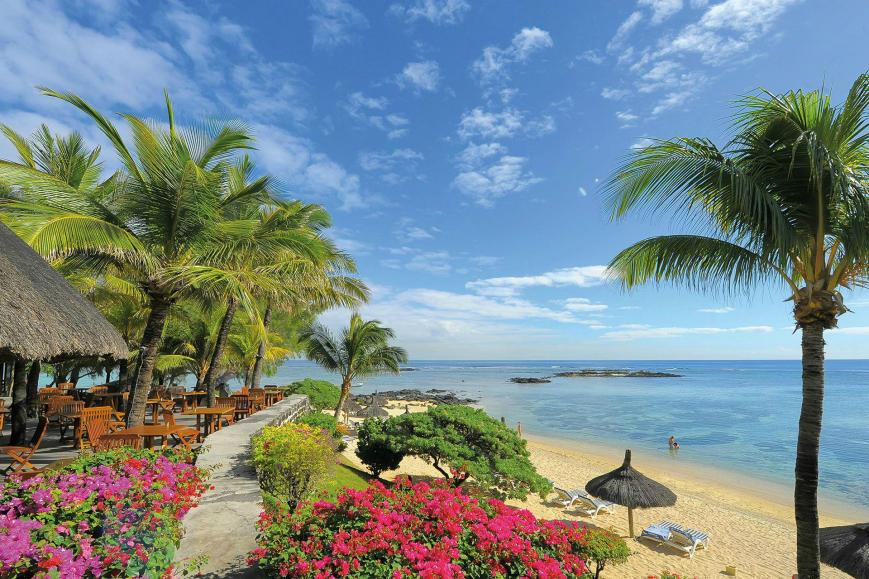 4 Sterne Hotel: Canonnier Beachcomber Golf Resort & Spa - Grand Baie, Nordküste Mauritius