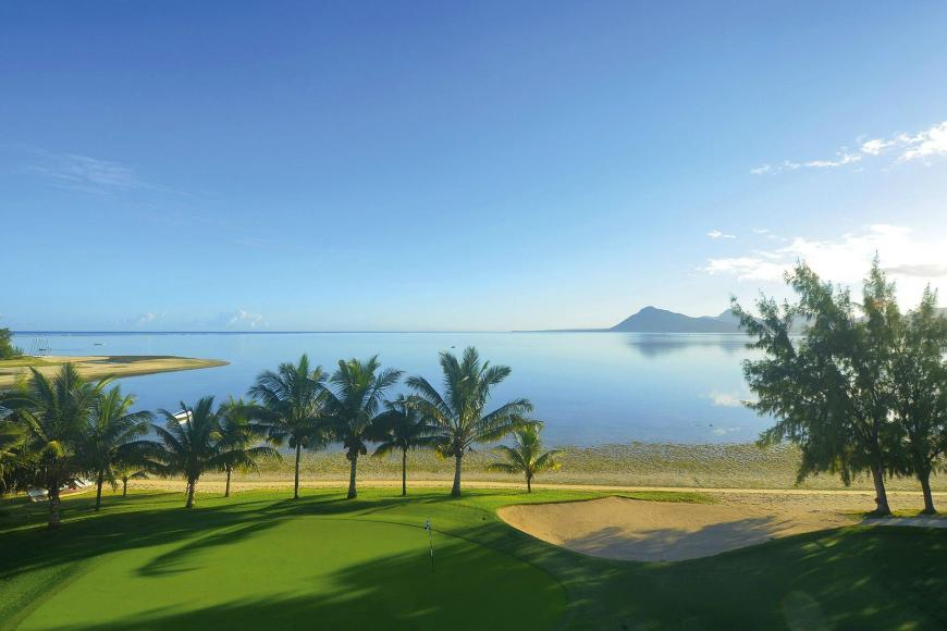 5 Sterne Hotel: Paradis Beachcomber Golf Resort & Spa - Le Morne, Südküste Mauritius
