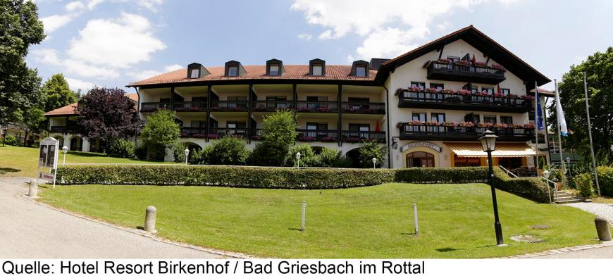 3 Sterne Hotel: Birkenhof Therme - Bad Griesbach, Bayern