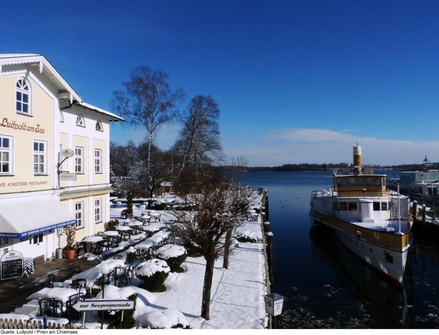 Hotel Luitpold Am See 3 5 Sterne Prien Am Chiemsee Vtours