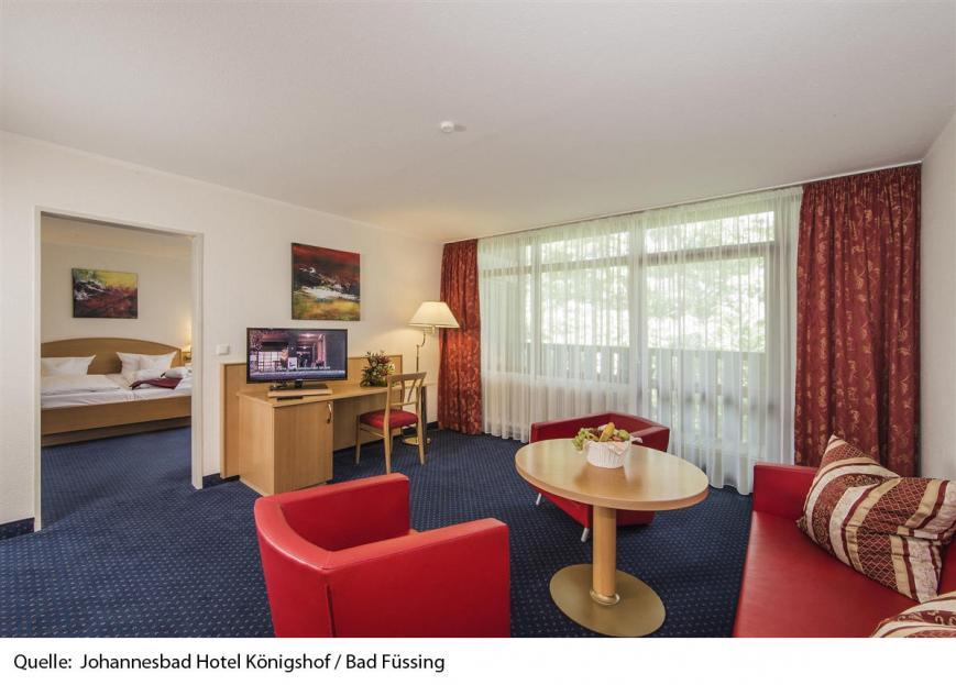 Johannesbad Hotel Konigshof Bad Fussing Vtours