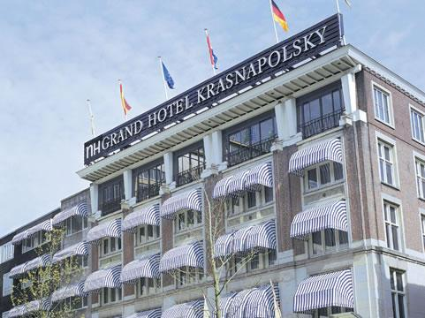5 Sterne Hotel: NH Collection Krasnapolsky - Amsterdam, Nordholland