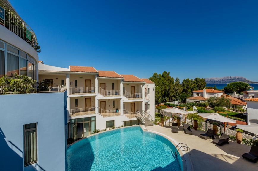 4 Sterne Hotel: The Pelican Beach Resort & SPA - Adults Only - Olbia, Sardinien
