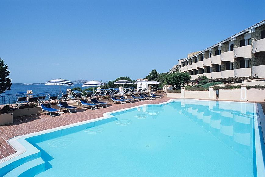 Grand Hotel Smeraldo Beach Baia Sardinia Vtours