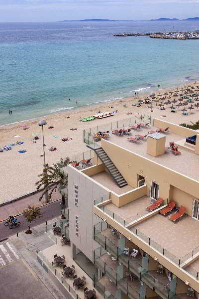 Playa Hotel - Adults Only, Hotelanlage