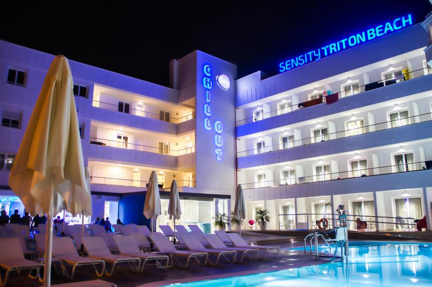 Hotel Triton Beach 4 Sterne Cala Ratjada Vtours