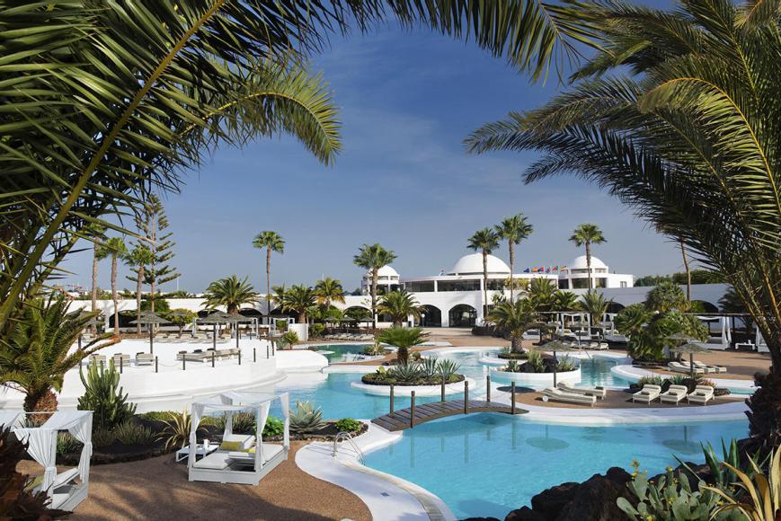 Hotel Elba Premium Suites Playa Blanca Vtours