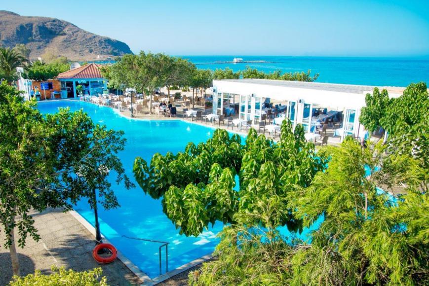Hotel Corissia Beach 3 5 Sterne Georgioupolis Vtours