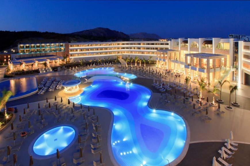 Hotel Princess Andriana Resort Spa Kiotari Vtours