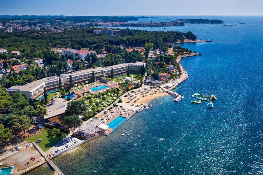 5 Sterne Hotel: Valamar Collection Marea Suites - Porec, Istrien