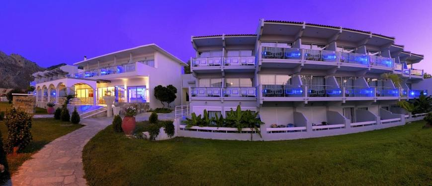 4 Sterne Hotel: Kolymbia Bay Art - Adults only - Kolymbia, Rhodos