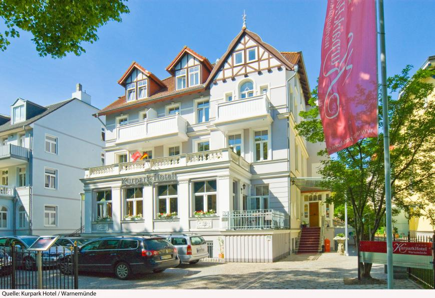 Kurpark Hotel Warnemunde Vtours