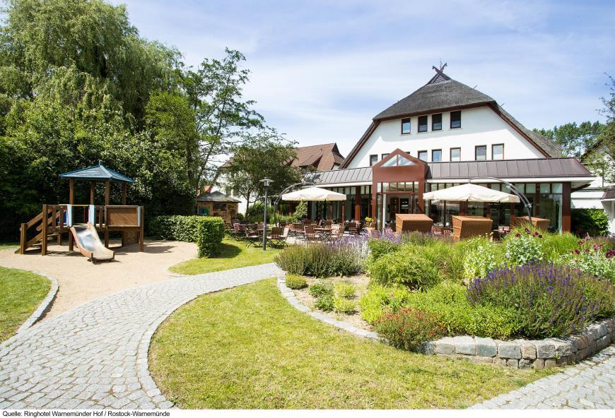 Ringhotel Warnemunder Hof Vtours
