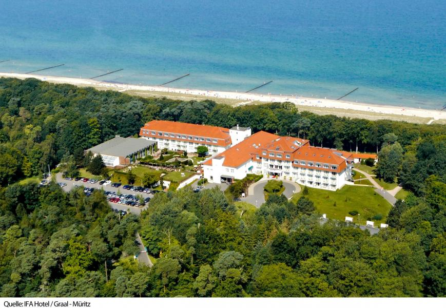 Ifa Hotel Graal Muritz 4 Sterne Graal Muritz Vtours