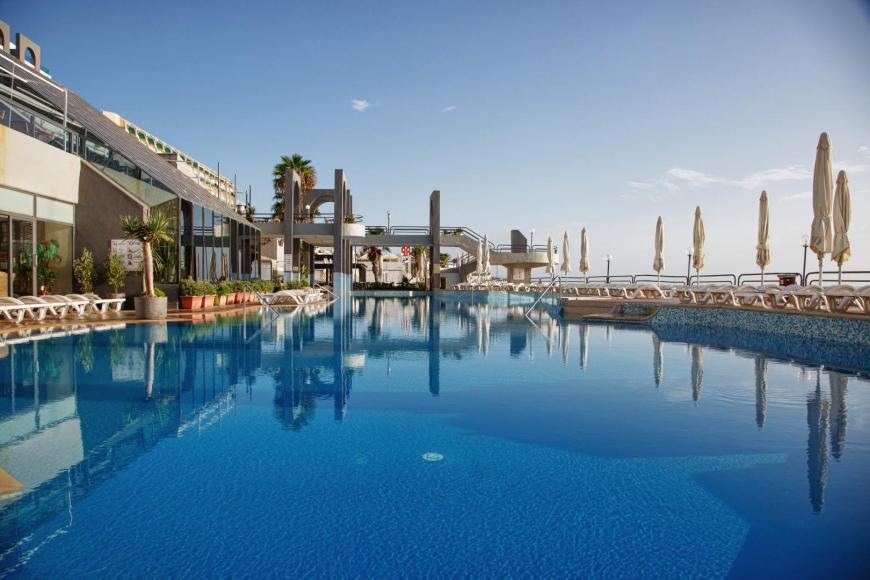 4 Sterne Hotel: Seashells Resort at Suncrest - St.Paul's Bay, Malta